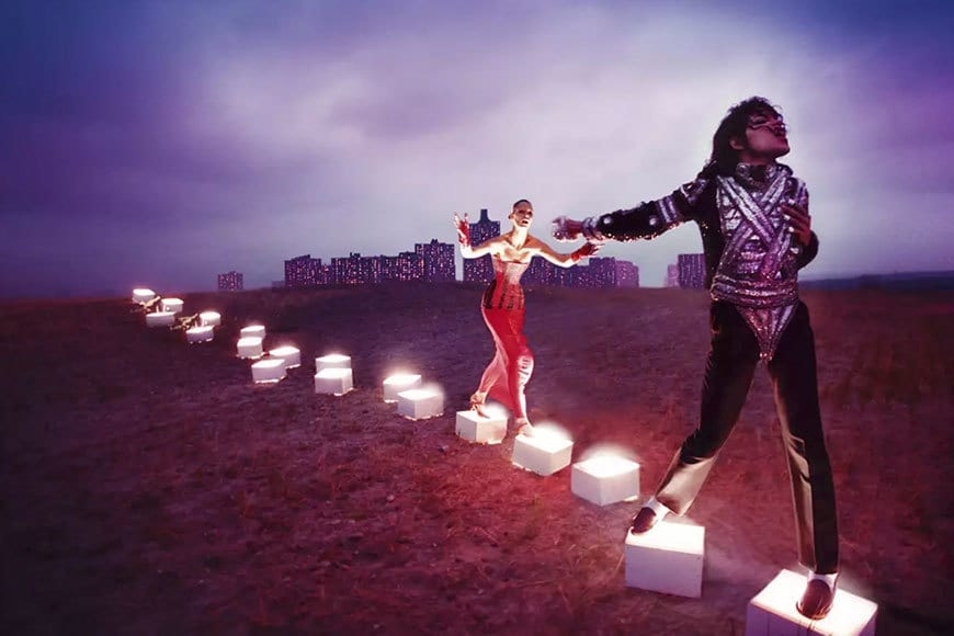 Foto: David LaChapelle's 'An Illuminating Path' (David LaChapelle)