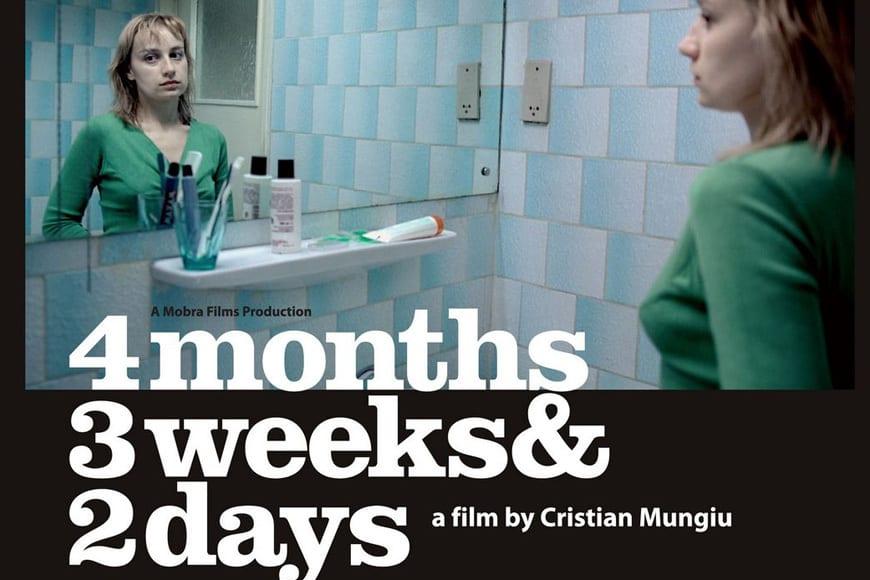 4,3,2, filmul lui Cristian Mungiu, în topul celor mai bune