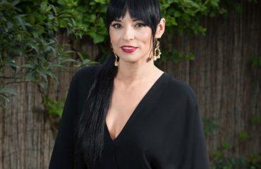 Andreea Marin rochie neagra