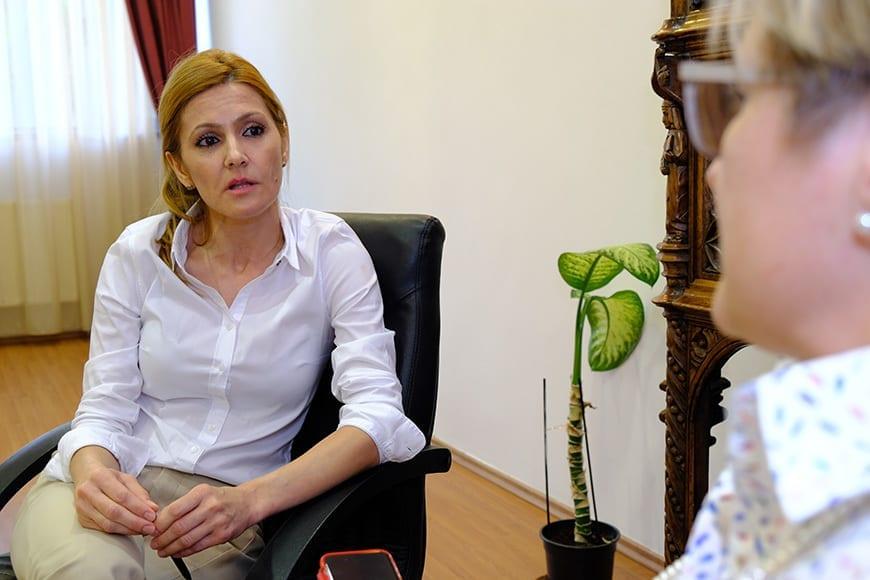 Adriana Nica interviu